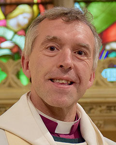 The Rt Revd Andy John