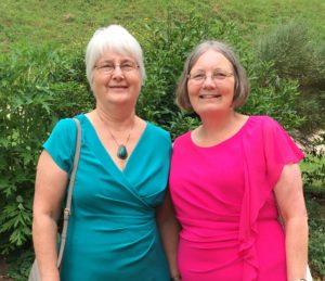 Erika and Susan